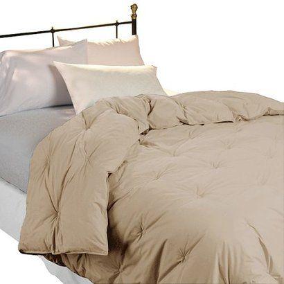 Down Comforter In Tarragon Comforters Bed Down Comforters