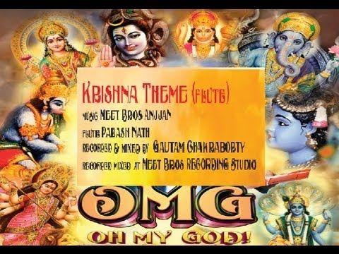 Krishna Theme Flute I Omg Oh My God Youtube In 2020 Krishna Flute Youtube Videos
