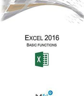 Excel 2016 Basic Functions PDF Software Pinterest Software