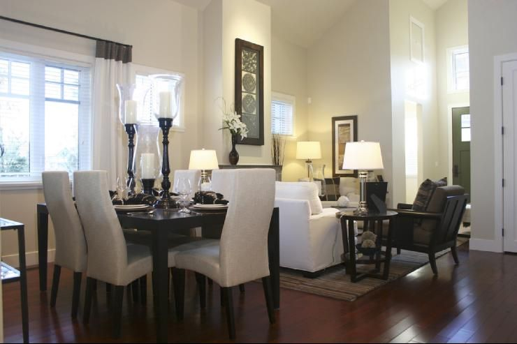Open Dining Room | Bedroom And Living Room Image Collections