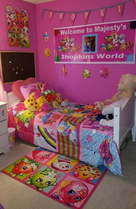 10+ Shopkins bedroom ideas ideas in 2021