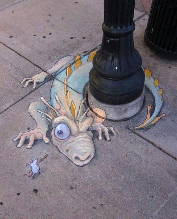 looks real art street art pinterest street art street