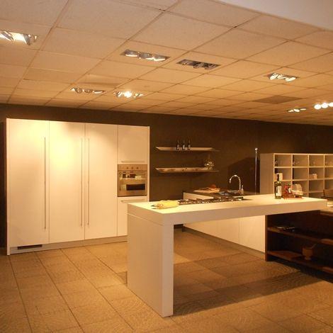 Copat cucine Cucina Iride Design Laccato Lucido bianca ...