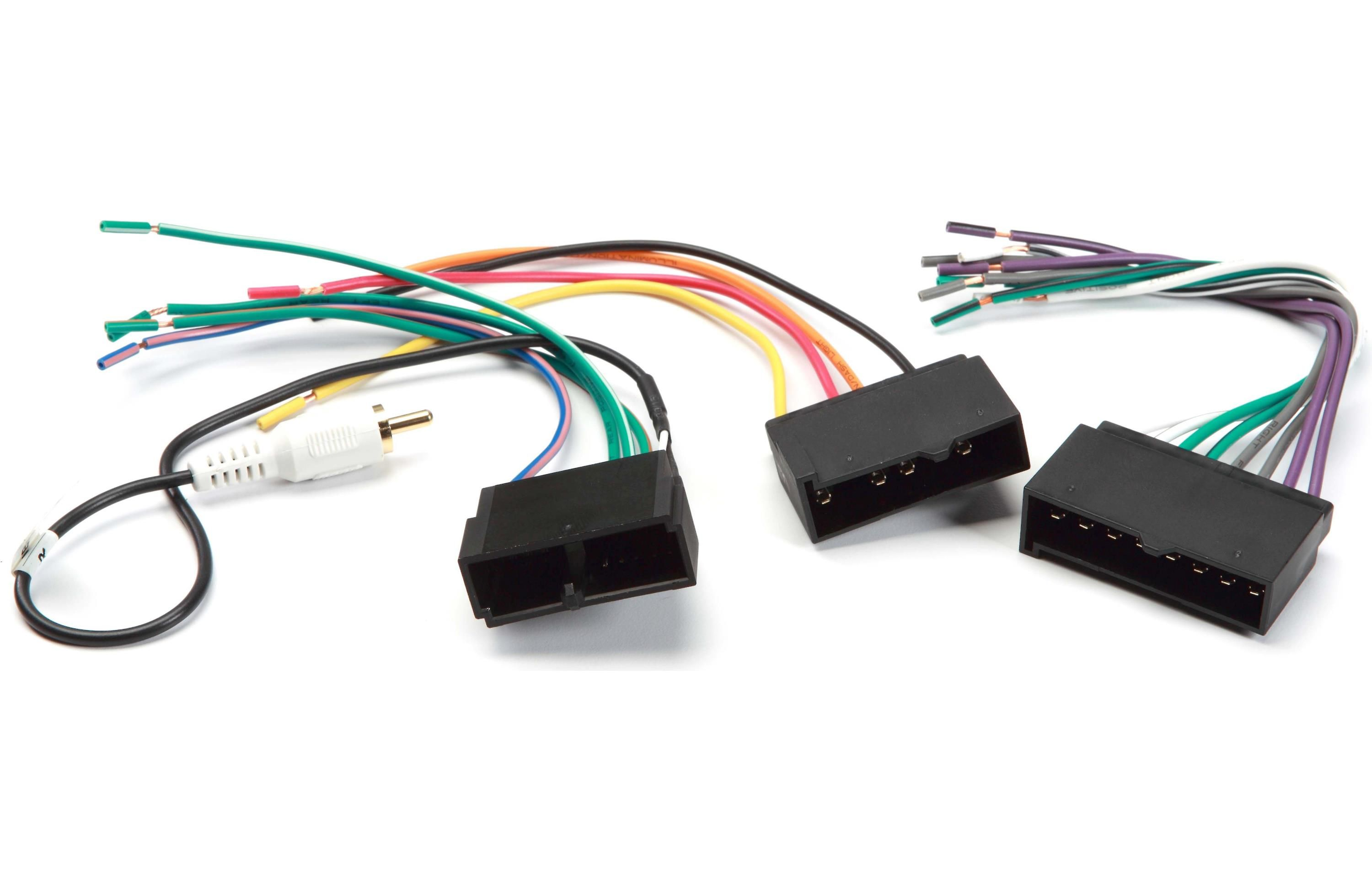 Metra 70 1777 Receiver Wiring Harness Car Pinterest Stereo Wire Connect A New In Select 2002