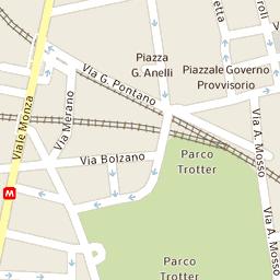 Pfaff Assistenza – Macchine per cucire – Milano – Dove siamo - Visual Site