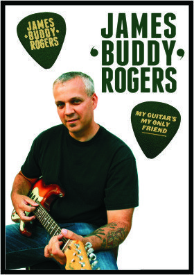 2014 Juno Nominee - James 'Buddy' Rogers EGOpicks Custom Guitar Picks www.egopicks.com