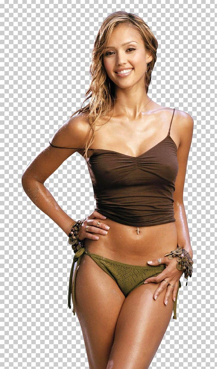 bikini Alba brown