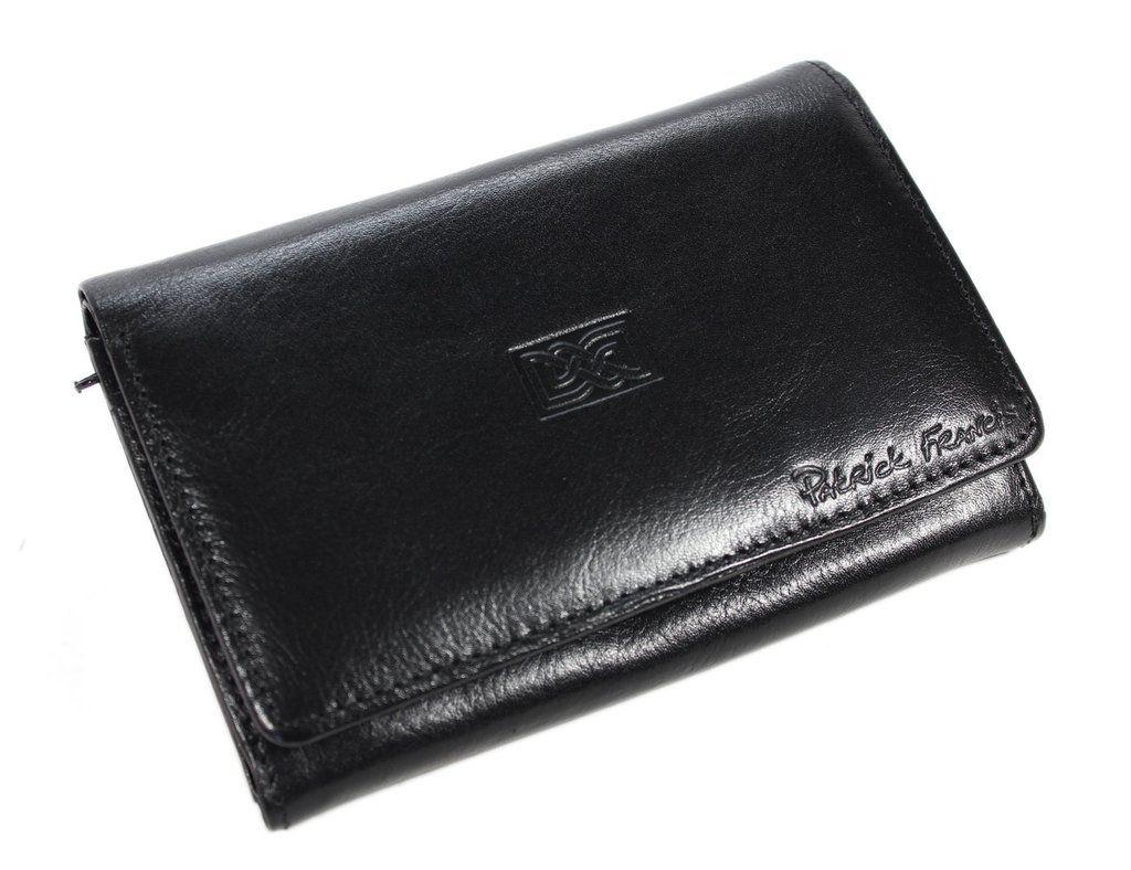 Celtic ladies wallet black irish made wallets for women