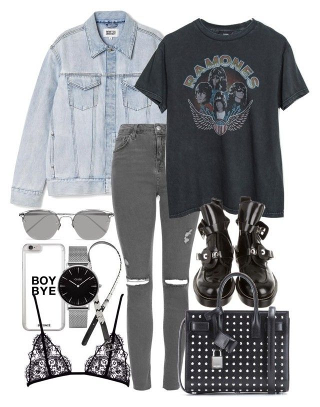 10 cool ways to wear a printed tee outfit
