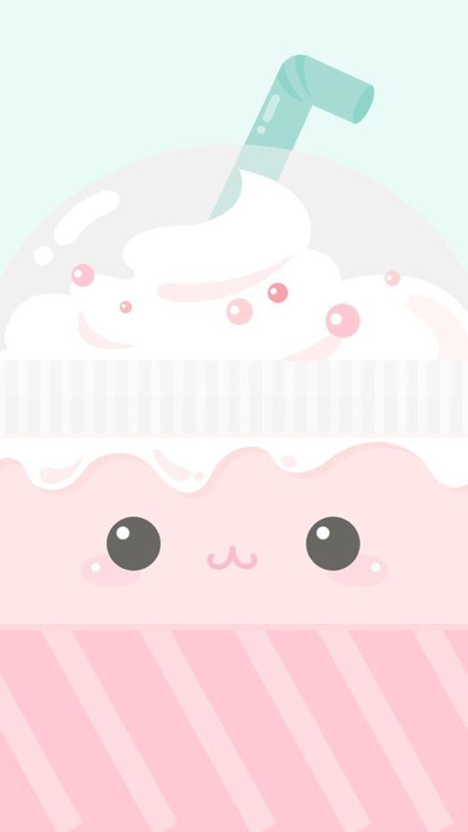 Pink Drink Iphone Wallpaper Wallpaper Iphone Cute Kawaii Wallpaper Cute Wallpapers