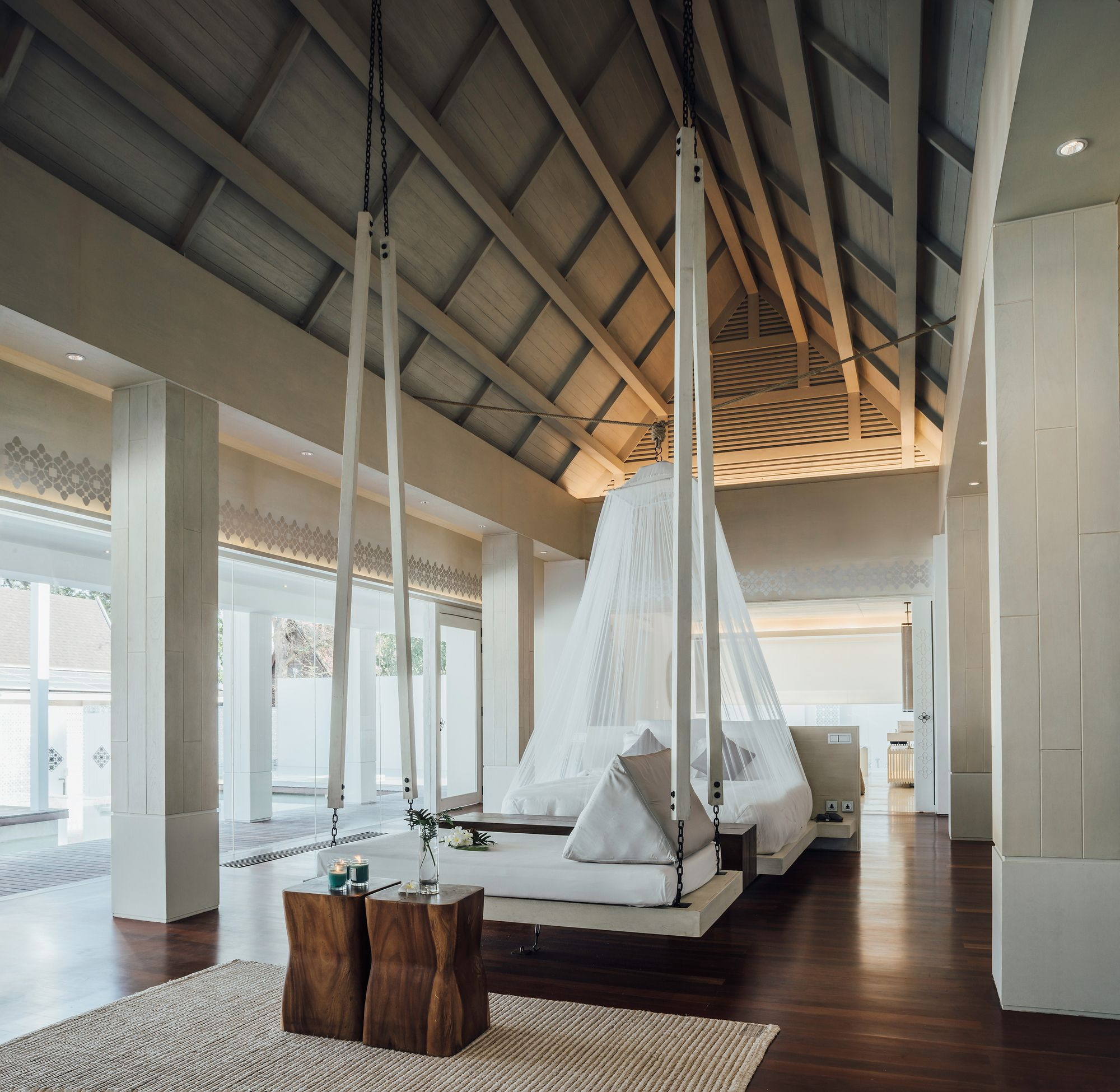 Honeymoon Private Island Presidential Suite / Architects 49