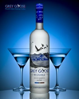grey goose neat or on the rocks i like a vodka i can sip