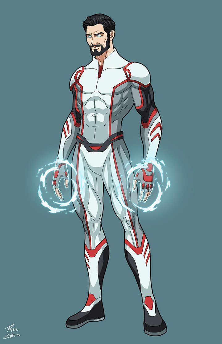 Deviantart Character Design Commission : Guardian oc commission by phil cho viantart on