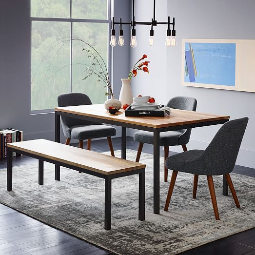 Box Frame Dining Table In 2020 Dining Room Inspiration Dining Table Dining Room Design
