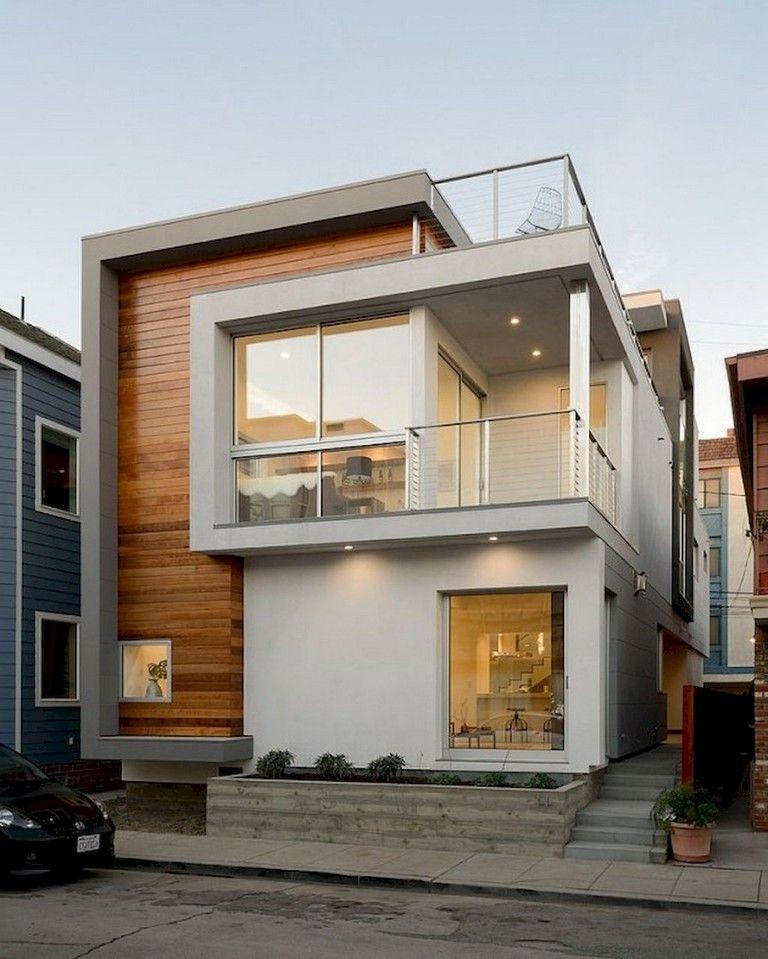 80+ Marvelous Modern House Architecture Design Ideas #homedecorideas  #homedecoraccessories #homedecoratingtips