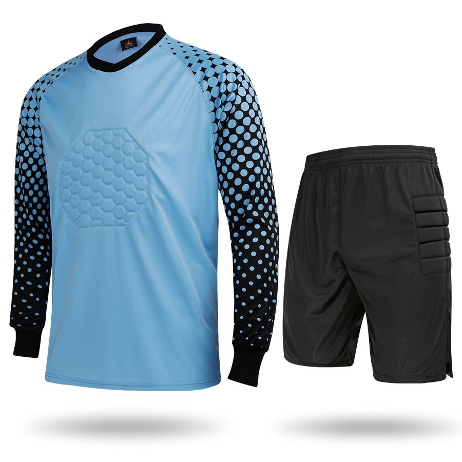 bb73e689f05 ... Jerseys: Football JerseysDoorkeepers Goalkeepers. 14$ #Long sleeved  goalie suit , Custom printing plus $1.5