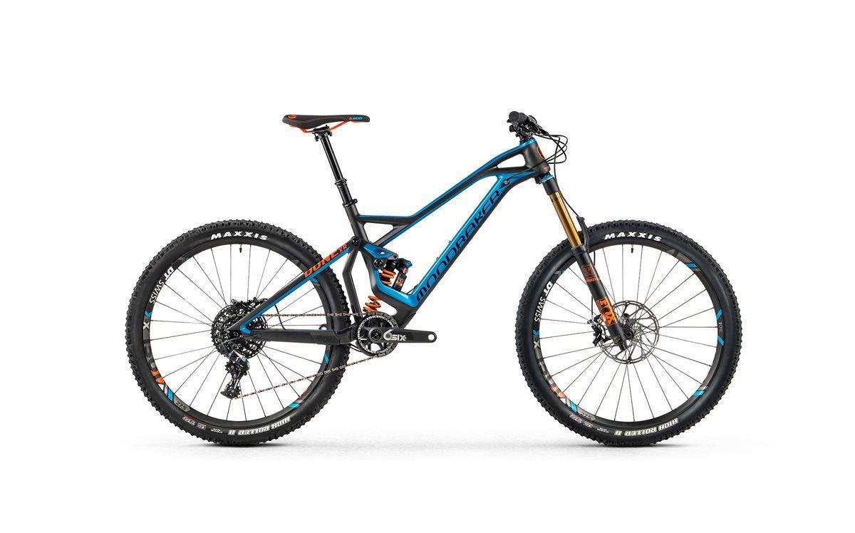 Mondraker Dune Carbon Xr 27 5 2017 Enduro Mountain Bike Dengan