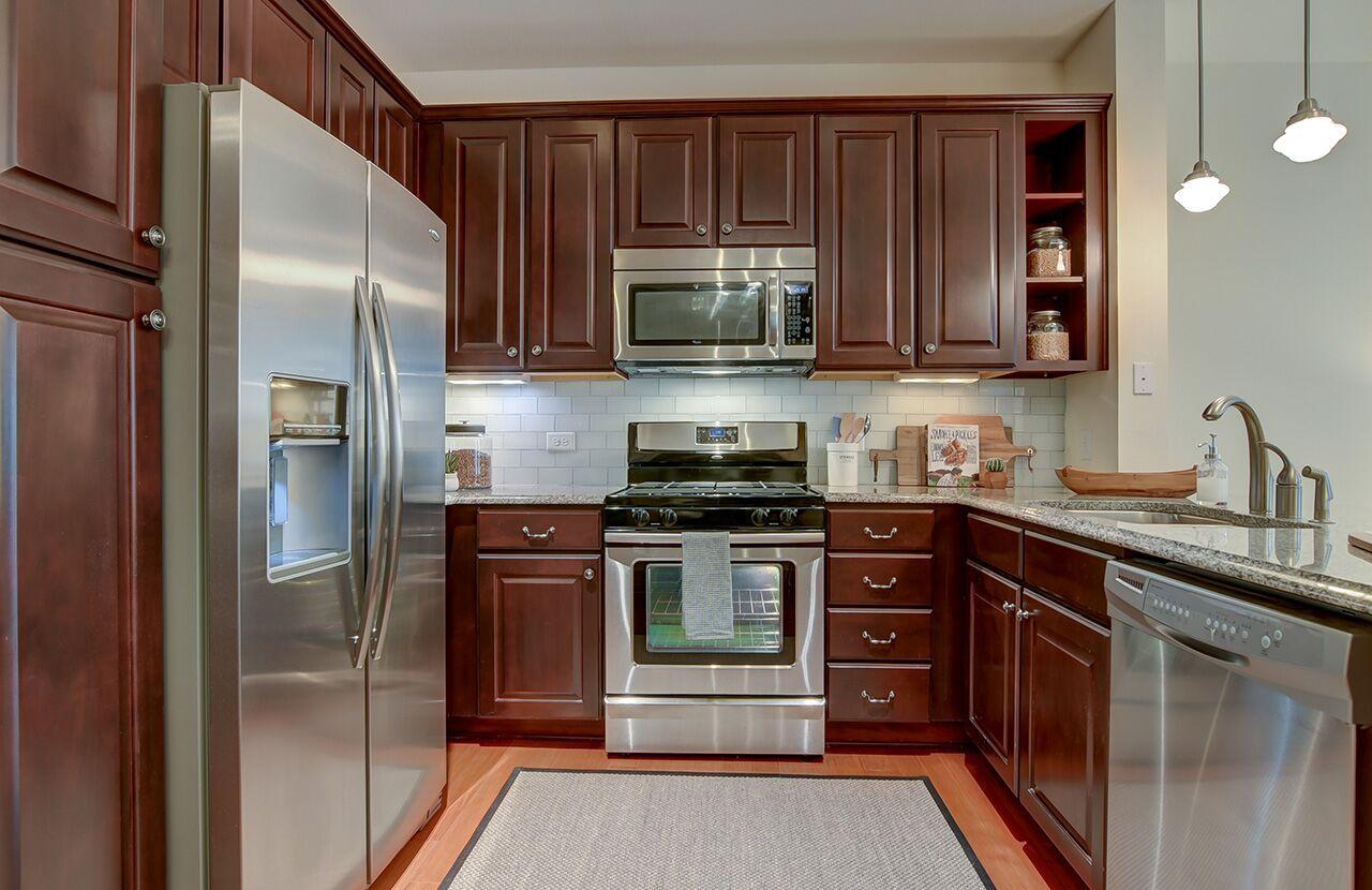 42 Inch Kitchen Cabinets 9 Foot Ceiling Kitchen