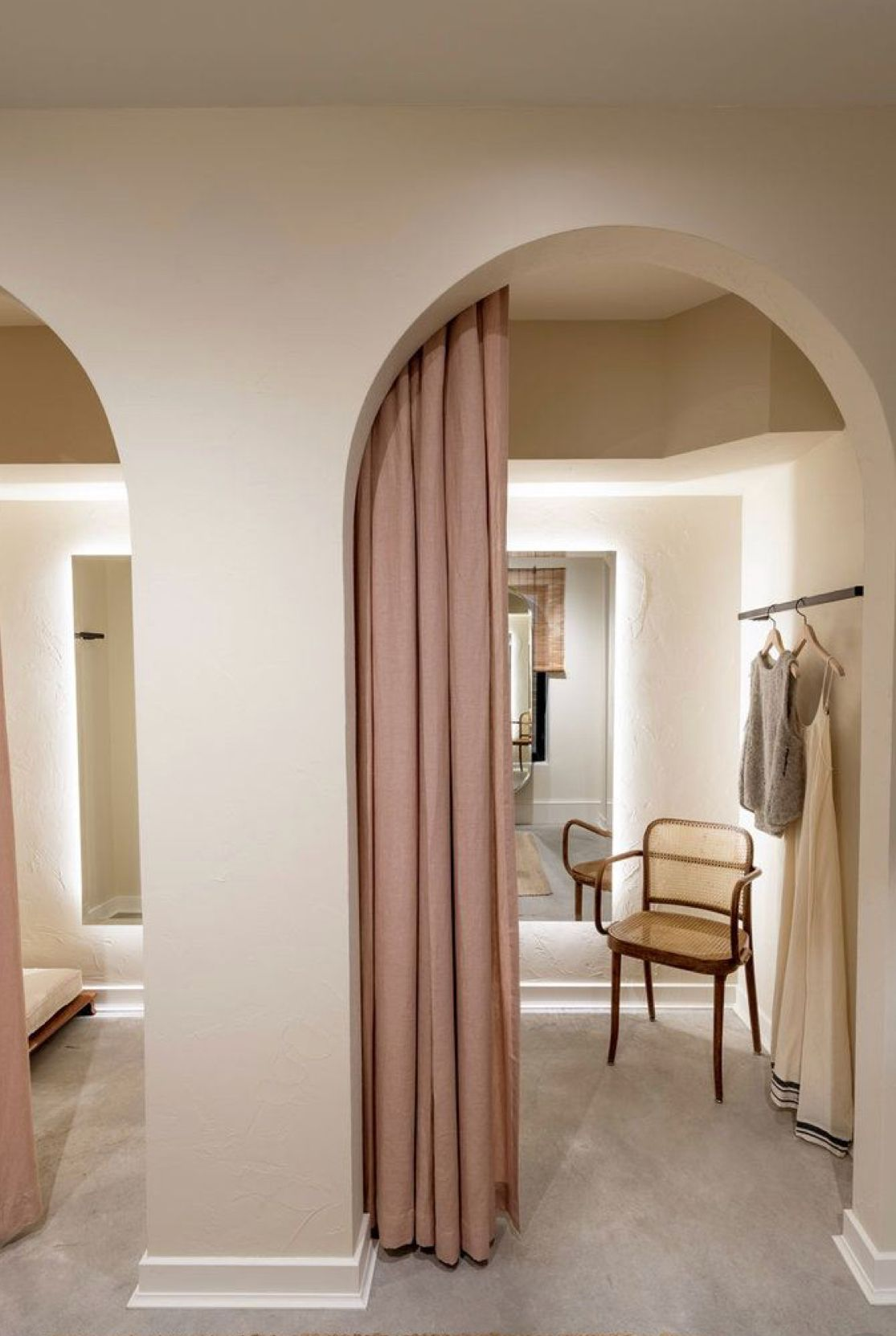 Fitting Room Designs For Retail: A Very Close Replication Of My Vision For Fitting Rooms