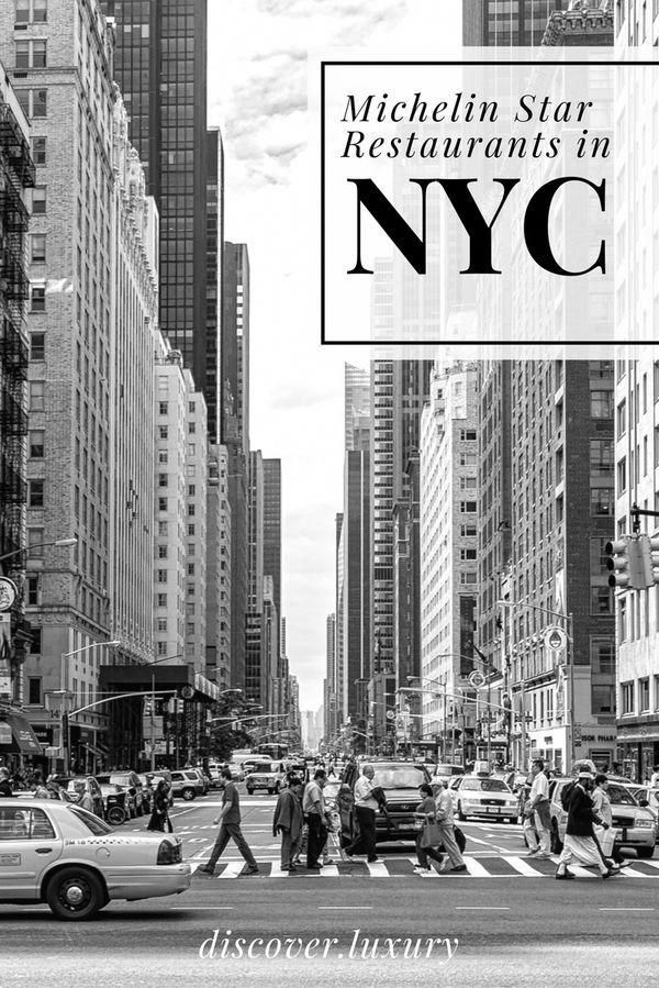 Michelin Star Restaurants In New York City Newyorkstate
