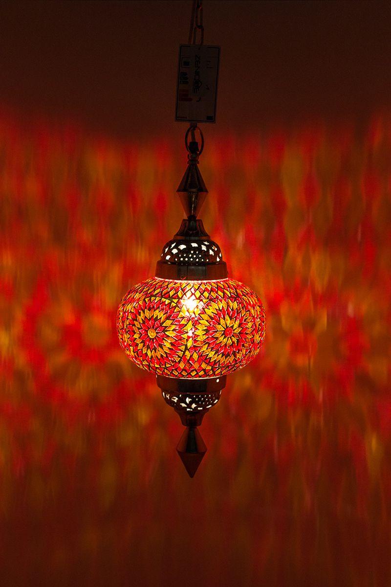 Oosterse Lamp Oranje Gaya Oosterse Lampen Online Lampen Gloeilampen Oranje