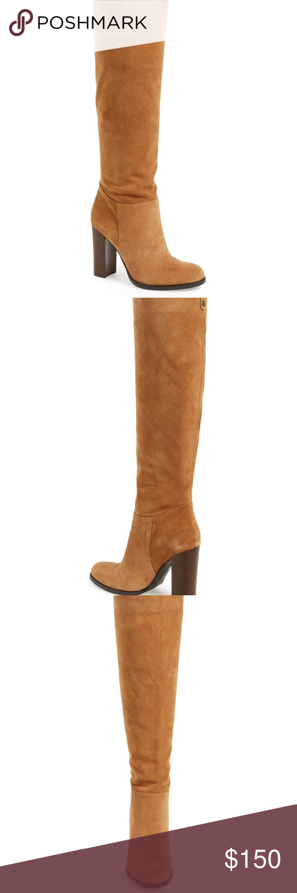 ea1811fde Sam Edelman Victoria Slouch Boot Size 11 A tall