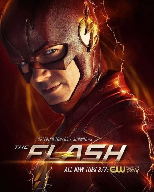 Wonderbaar fyeahgrantgust:New poster for The Flash season 4 (With images VY-68