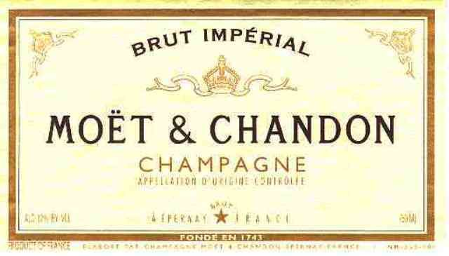 champagne label template for rsvp card or one of the invites