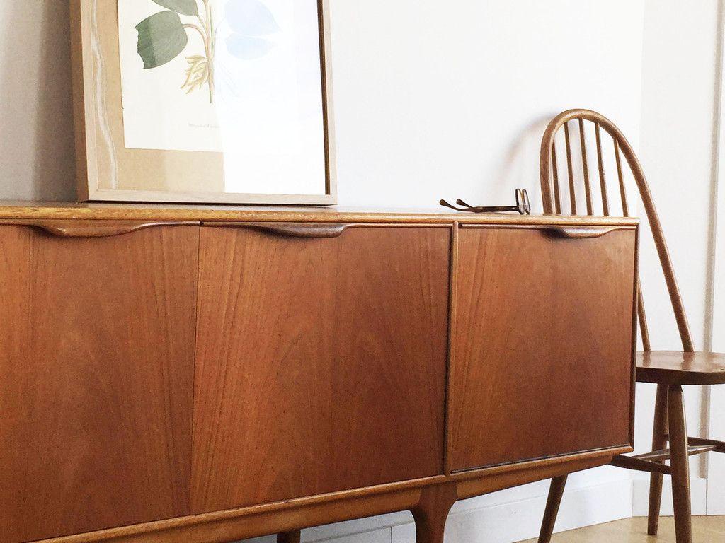 Aparador mcintosh a os 60 ref mc101 midcentury for Mobilia furniture hire