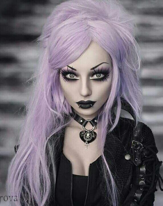 why cant i be pretty like her beautyfull pinterest sch ne klamotten lange haare und gothik. Black Bedroom Furniture Sets. Home Design Ideas