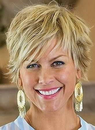 Image Result For Short Spiky Hairstyles For Women Over 40 50 Hair