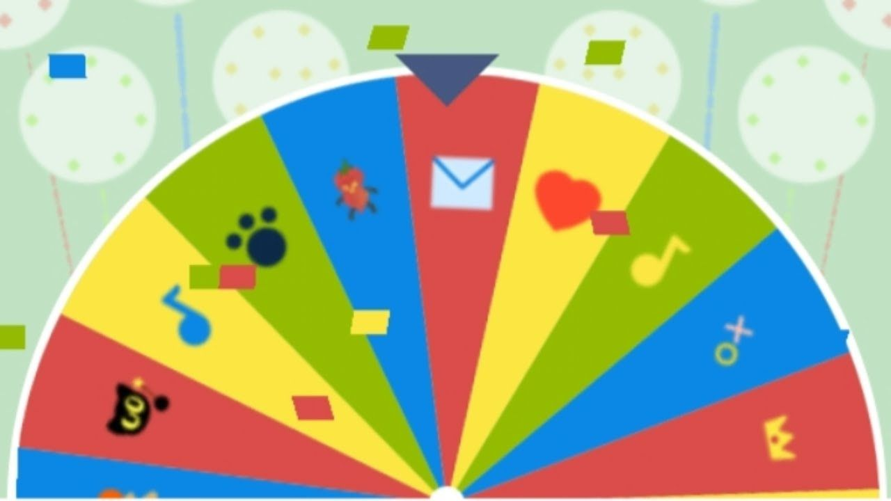 Google Birthday Surprise Spinner Google Birthday Birthday Surprise Google Tricks