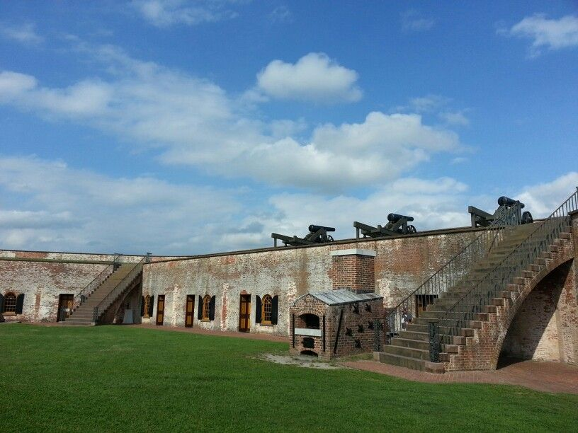 Fort Macon North Carolina  Favorite Places  Spaces