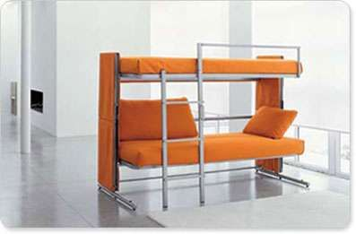 Transformer Couch Futon Bunk Bed Convertible Furniture Couch