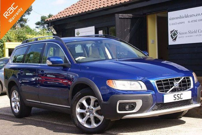 Used Volvo Xc70 D5 Ocean Race 5dr Geartronic For Sale In Ipswich Suffolk Used Volvo Volvo Volvo Wagon