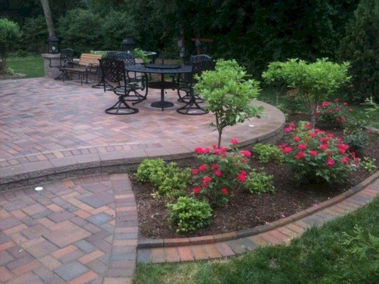 50 Fantastic Backyard Patio Ideas On A Budget #backyardpatio #ideas #budget