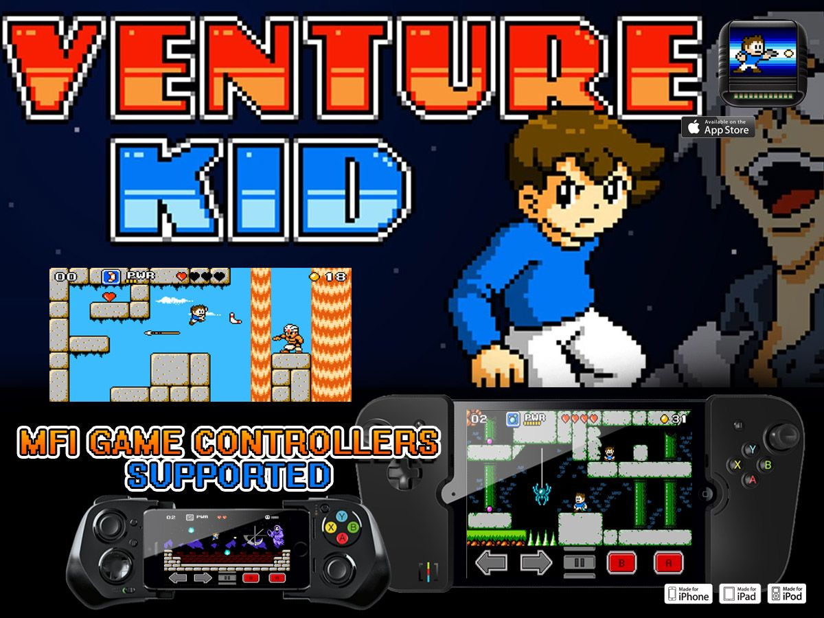 Fantastic Retro Platforming Action with great controller