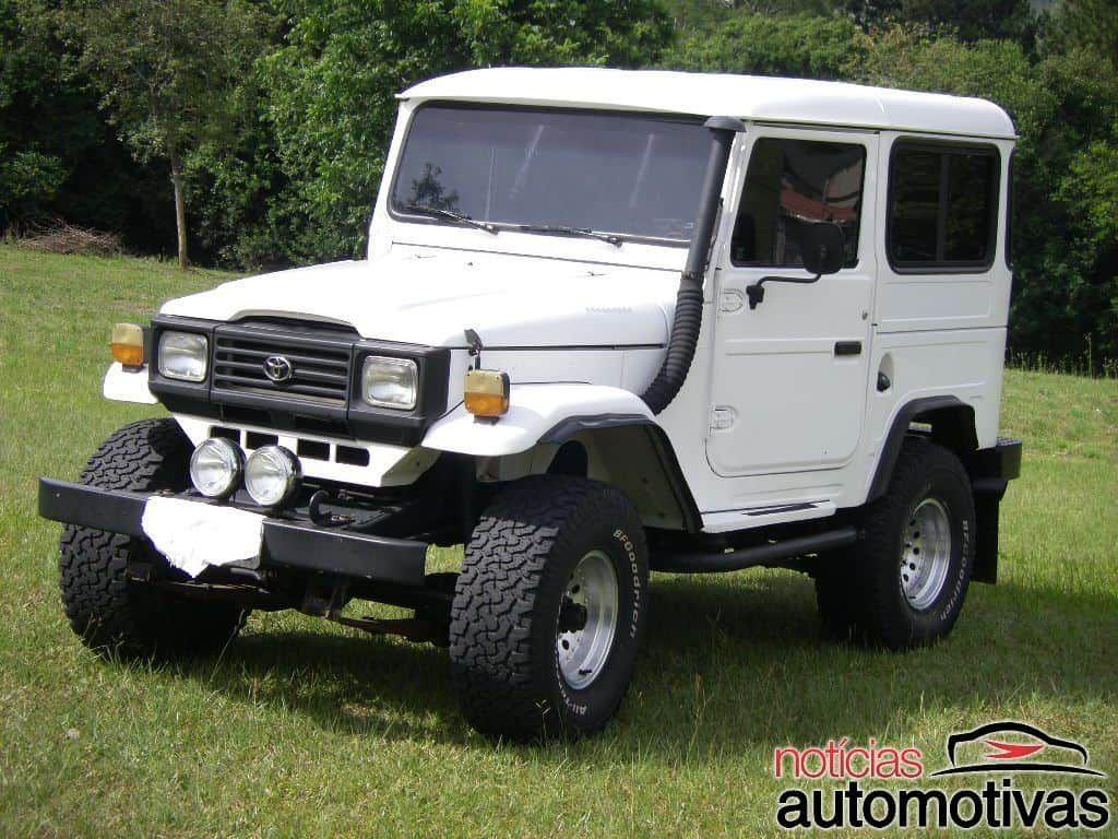 Desarrollo Y Defensa Recordando Al Jeep Toyota Bandeirante