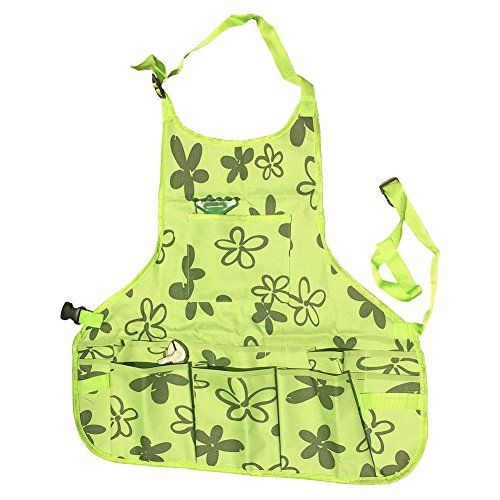 Waterproof Garden Tool Apron 600d Oxford Work Aprons Grilling
