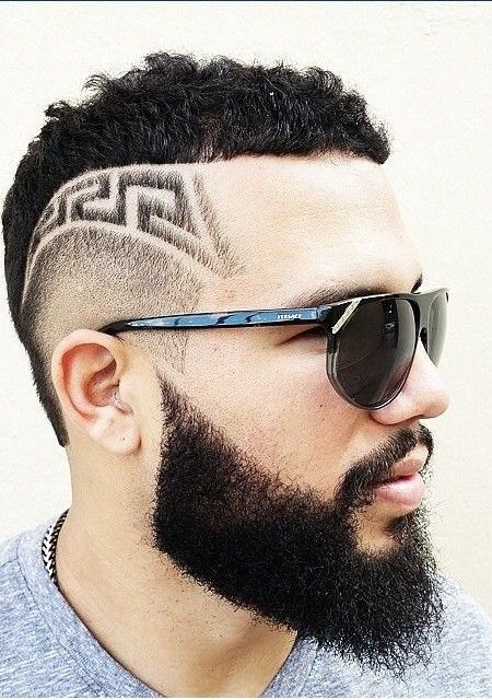 hairstyles thick hair men's