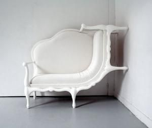 Superbe I Want To Have A Whole Room Dedicated To Odd Shaped Furniture Like This.  Maybe The Basement Or Something :)