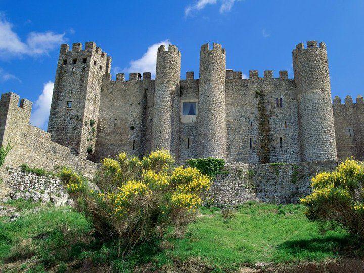 Pousada Castle, Obidos, Portugal