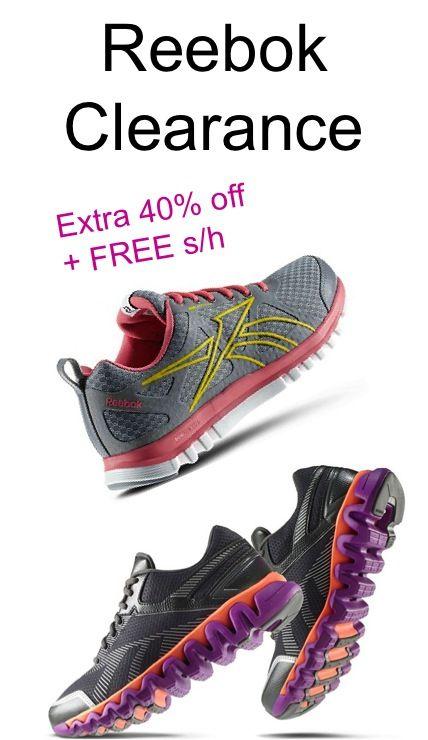 e538d46e69e Reebok Clearance ~ Extra 40% off + FREE Shipping!!  shoes