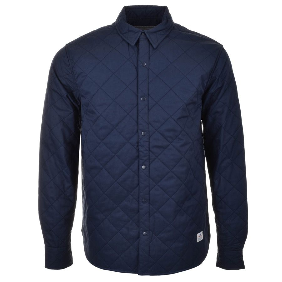 Penfield | Penfield Kemsey Quilted Jacket Navy | Penfield Jackets ... : designer quilted jackets - Adamdwight.com