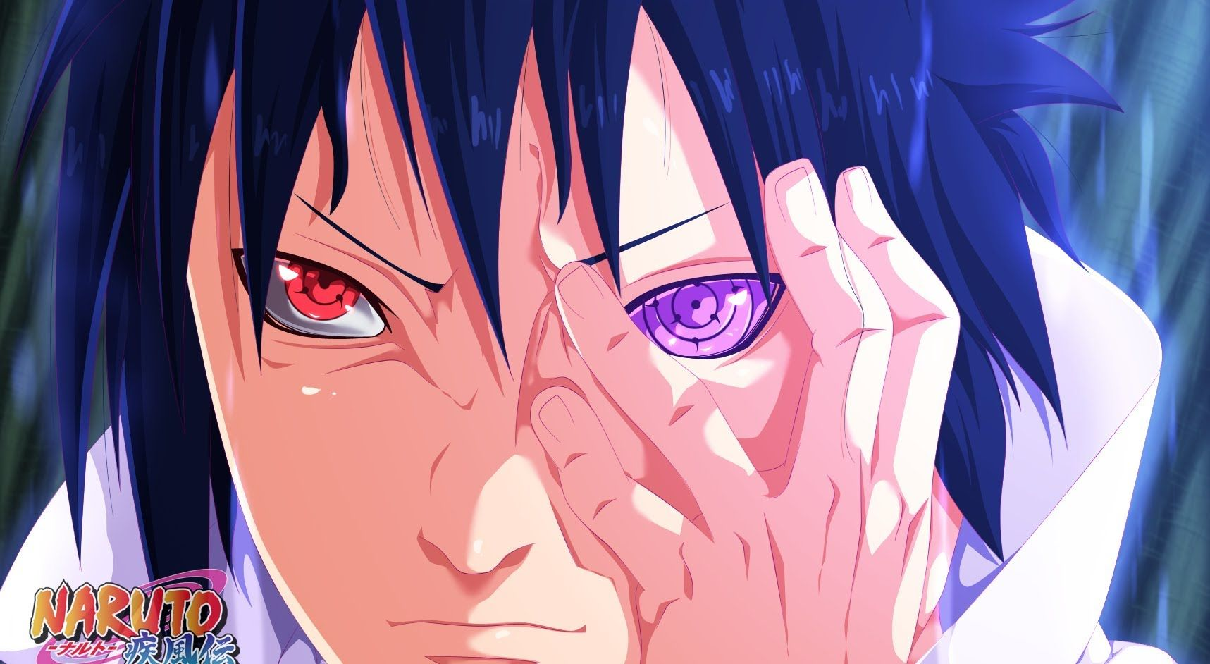 Sasuke Rinnegan HD Wallpaper | Projetos para experimentar ...