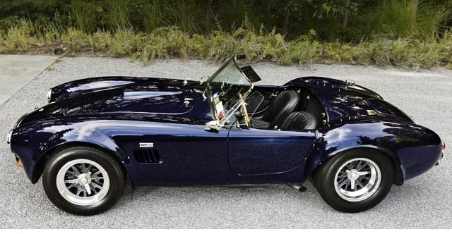 E R A  427 'Street Version' Cobra, Ming Blue, For Sale by