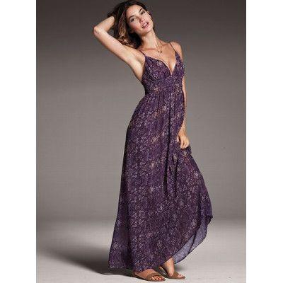 The Sexy Maxi Dress