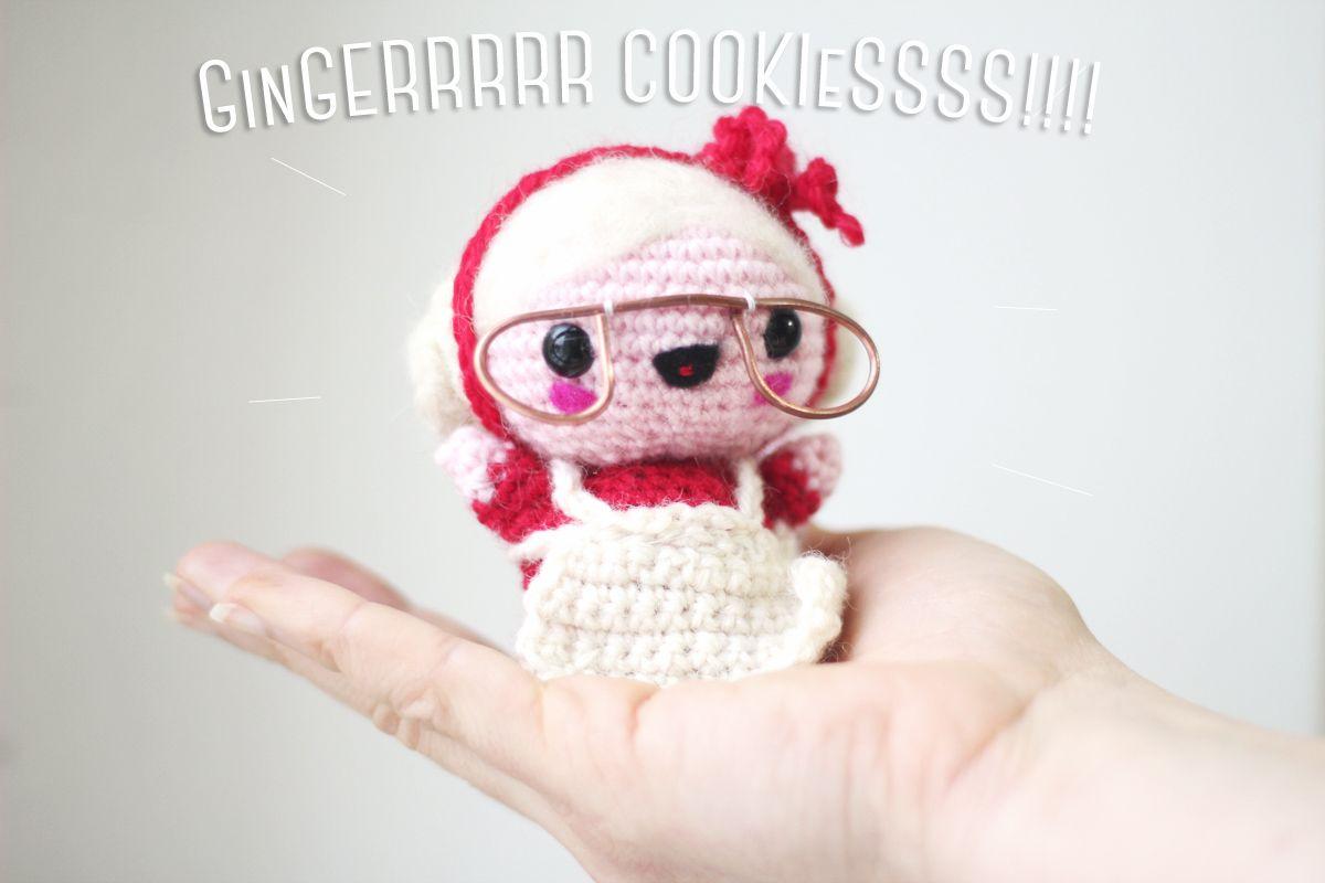 Amigurumi Mama Santa Claus Free Pattern | Christmas Amigurumi ...