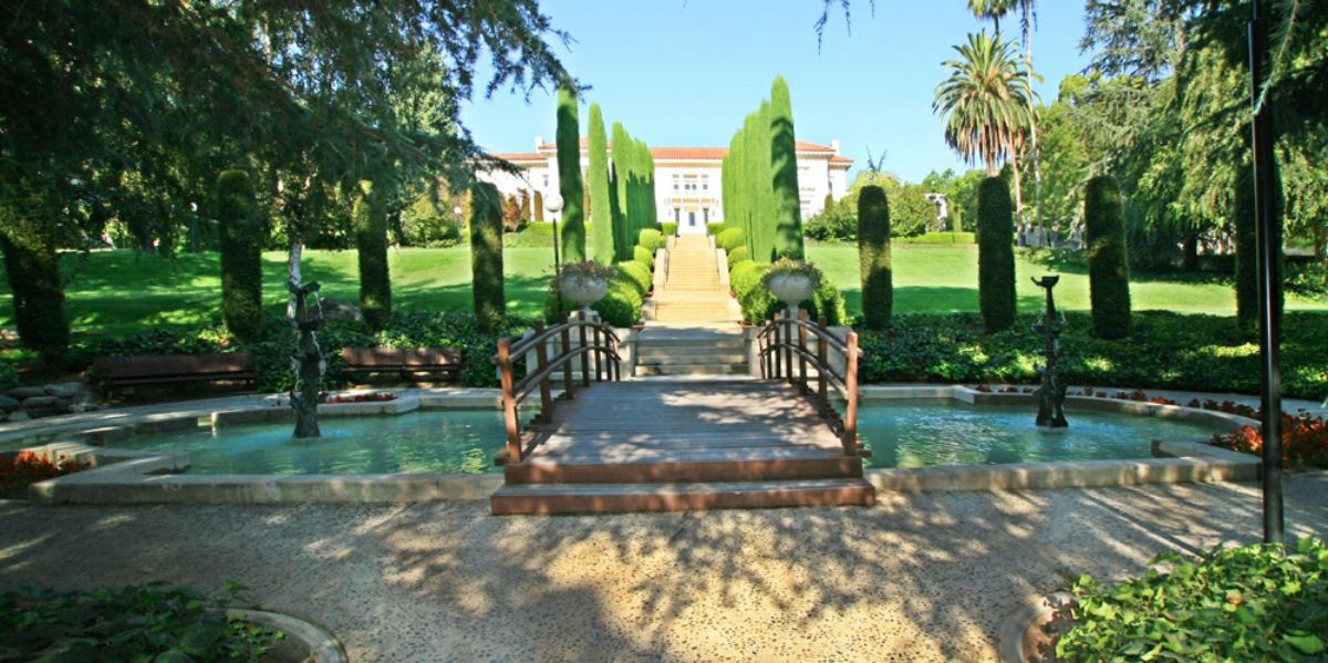 Ambassador Mansion & Gardens @ Pasadena CA Provided by: Ambassador ...