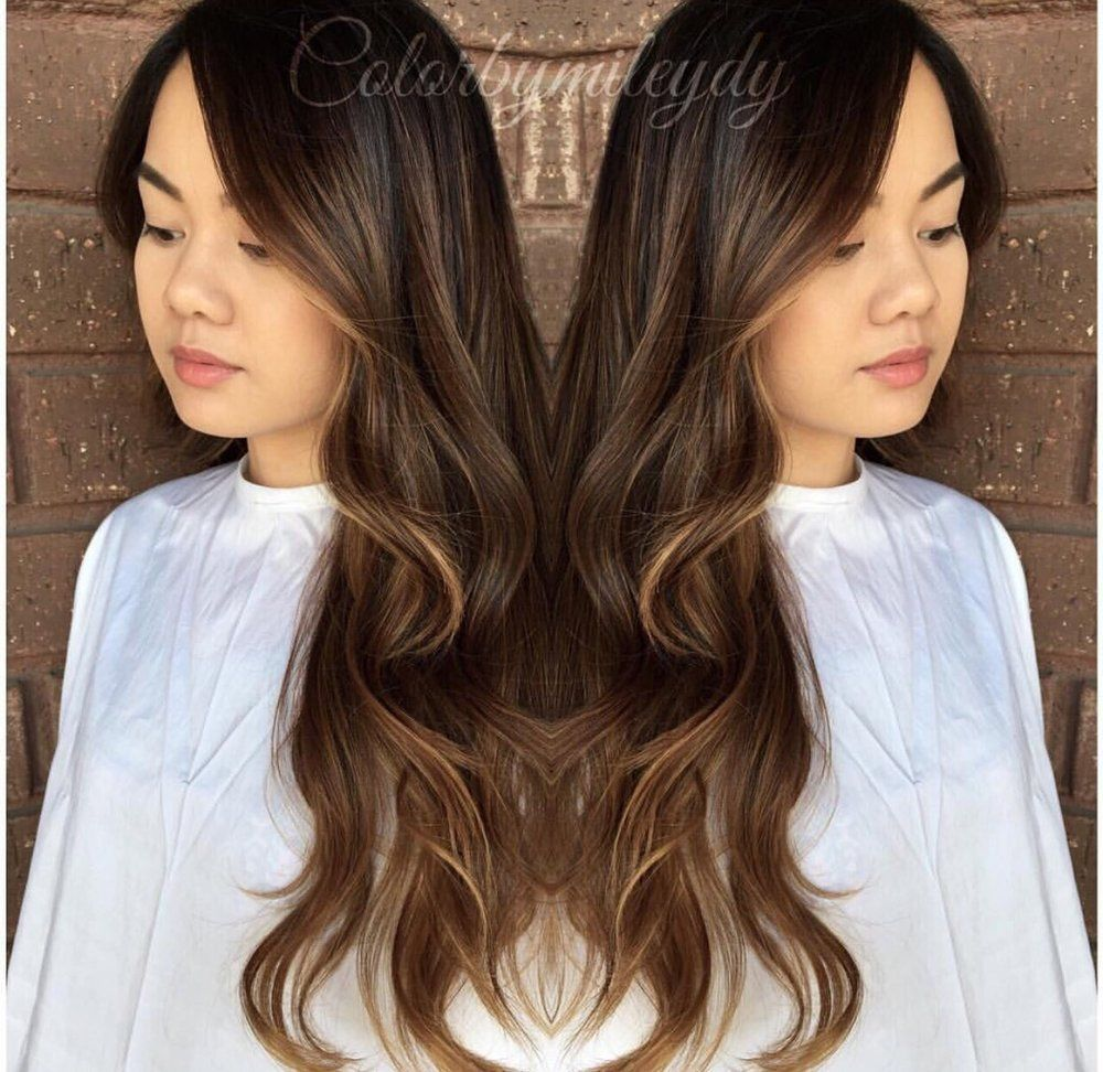 Balayage yelp hair color pinterest balayage and hair coloring